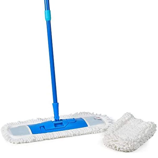 Spontex Extra Flat Mop with 2 Heads