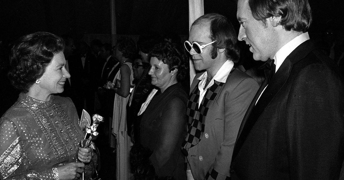 Elton John's Best Celebrity Stories in Name-dropping Memoir