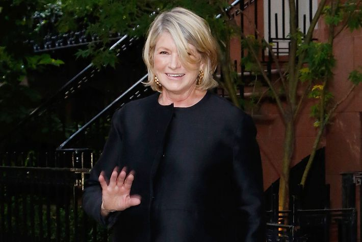 Martha Stewart obeys the rules of no man or woman.