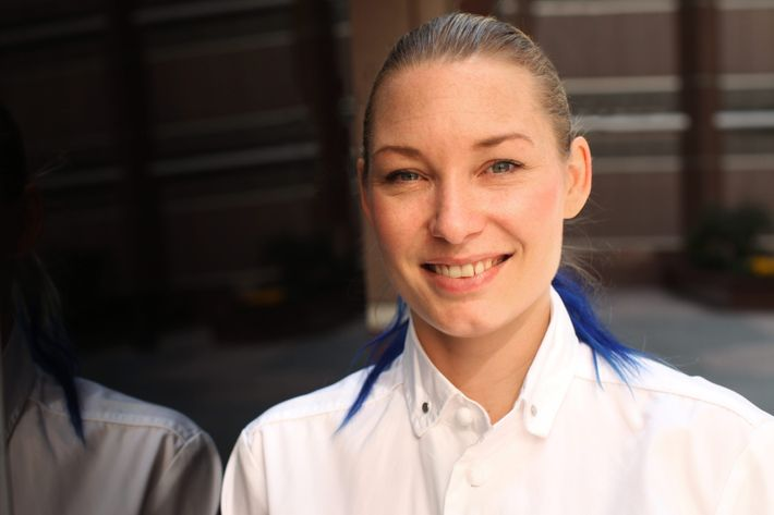 Emma Bengtsson, who had previously served as Aquavit's pastry chef.