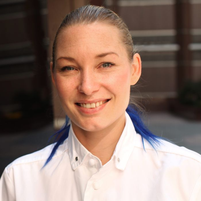 emma bengtsson who had previously served as aquavits pastry chef - Chins Kitchen 2