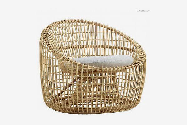 Cane-Line Nest Armchair