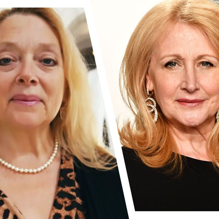 Sorry Kate McKinnon, but we want Patricia Clarkson as Carole.