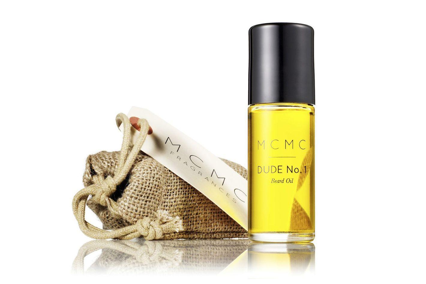 MCMC Fragrances Dude No. 1 Beard Oil