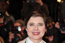 Jury member Isabella Rossellini attends the 'True Grit' Premiere during the opening day of the 61st Berlin International Film Festival at Berlinale Palace on February 10, 2011 in Berlin, Germany.