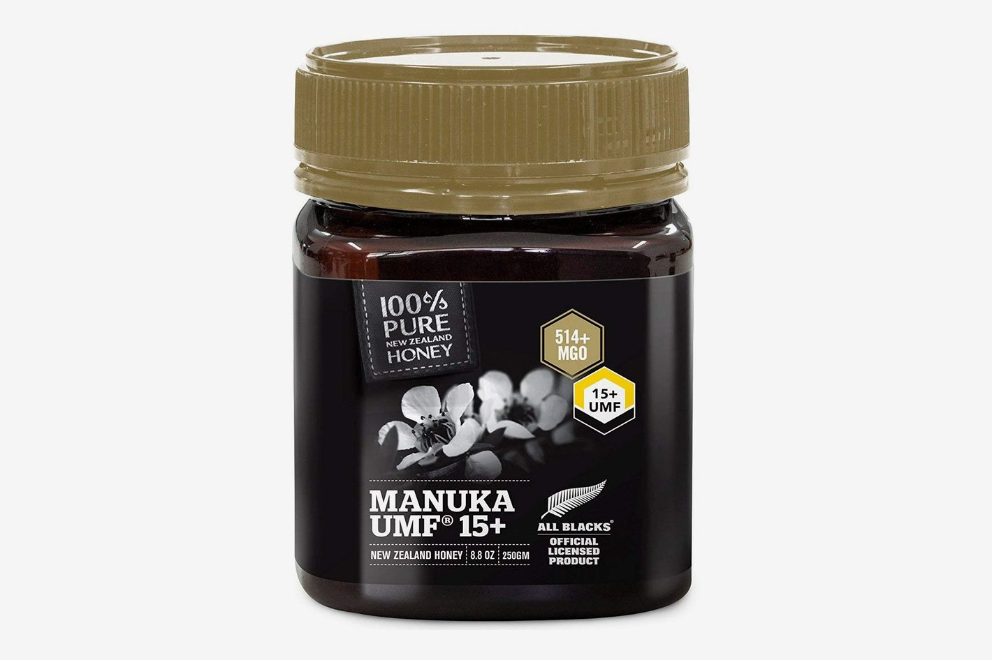 Pure New Zealand Certified UMF 15+ Manuka Honey