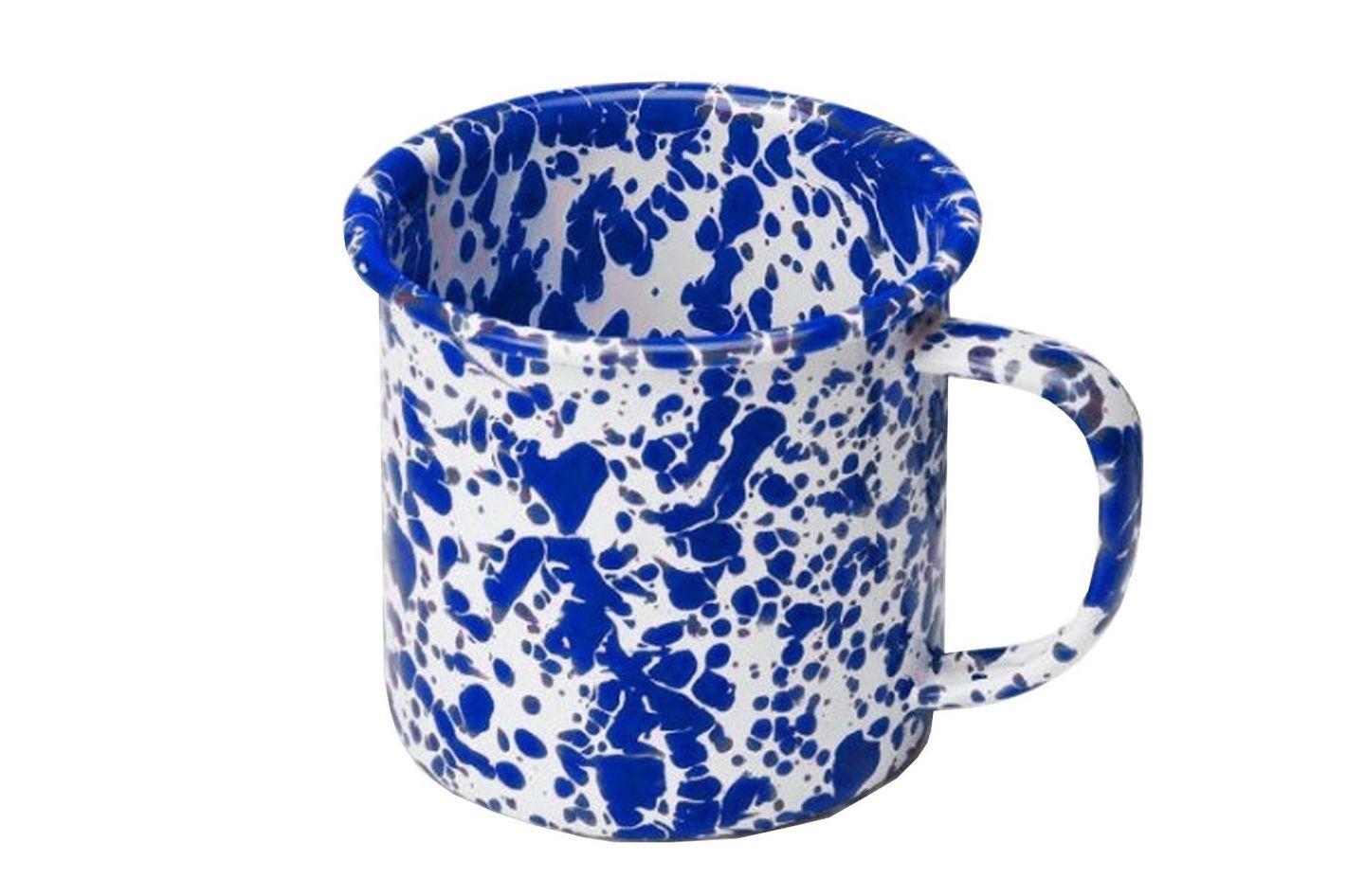 Crow Canyon Home Enamelware Coffee Mug