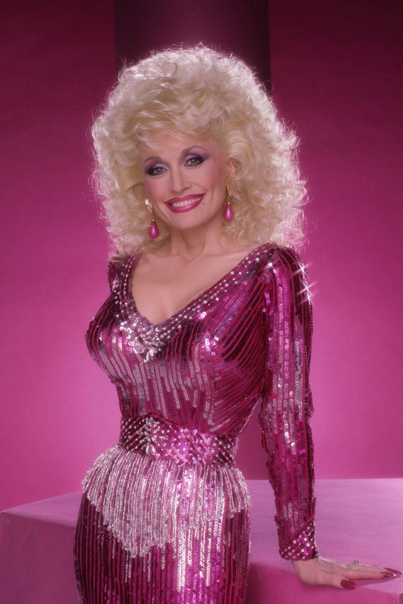 Dolly Parton - Mario Casilli '80s