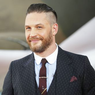 tom hardy is not a terrible rapper