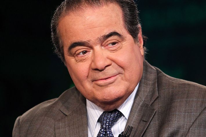 "Chris Wallace Interviews U.S. Supreme Court Justice Antonin Scalia On ""FOX News Sunday"""