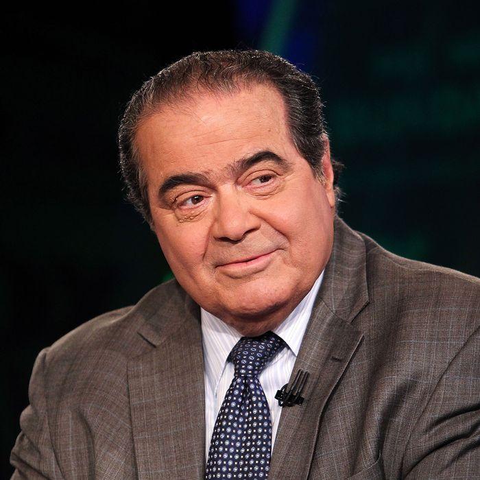 Chris Wallace Interviews U.S. Supreme Court Justice Antonin Scalia On