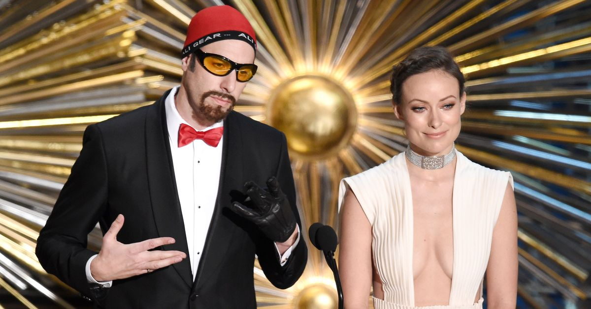 Ali G Quotes Sayings: Sacha Baron Cohen Wasn't Allowed To Do Ali G At The Oscars