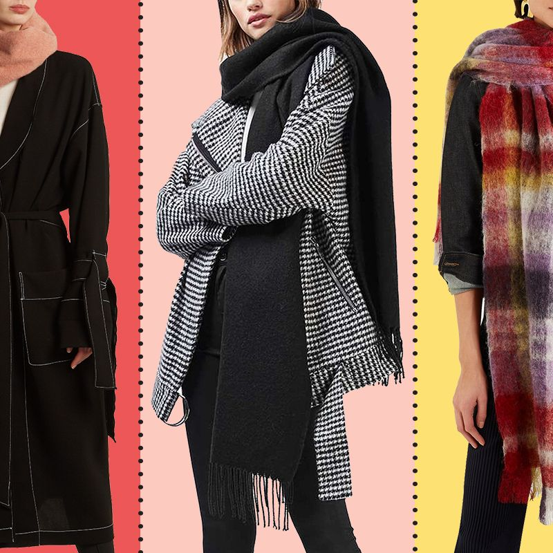 15 Best Scarves for Women to Give as Gifts 2018
