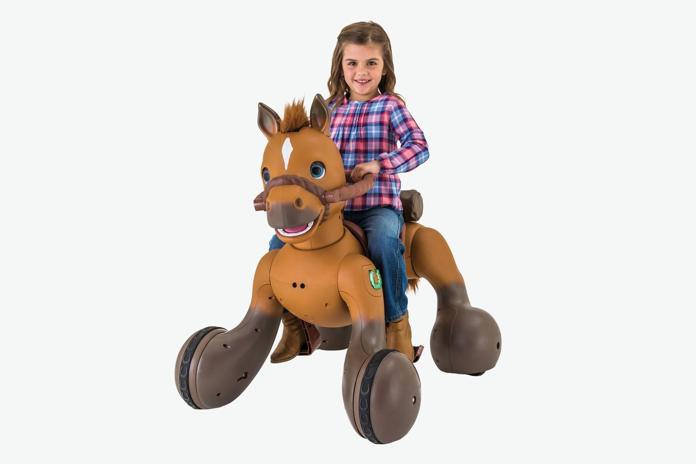 Battery-Powered Pony