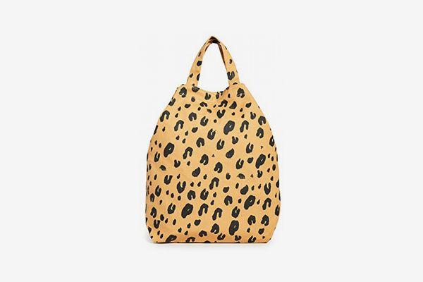 Baggu Duck Bag, Leopard