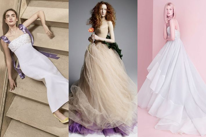 2bffbf63916 The 5 Wedding Dress Trends for Brides to Know in 2019