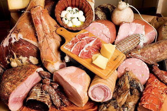 Meat! Cured meat!