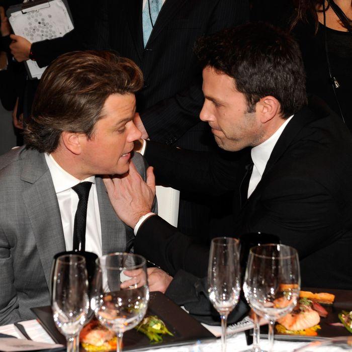 It hurts Matt to see Ben hurting.