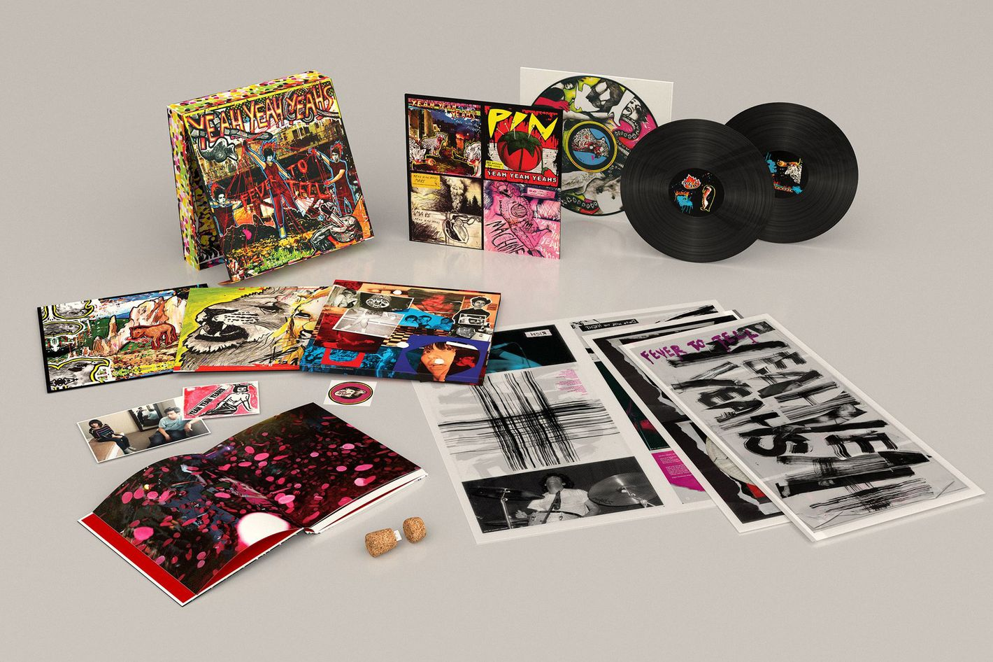 Yeah Yeah Yeahs, 'Fever to Tell: Deluxe Box Set'
