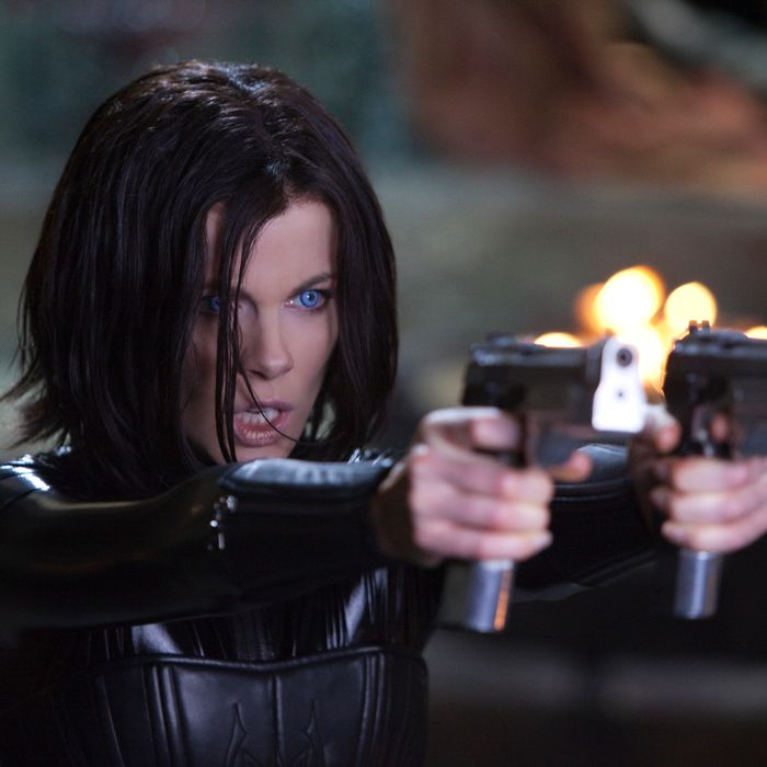 Kate Beckinsale stars in Screen Gems' UNDERWORLD 4.