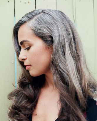 Everything You Need To Embrace Your Gray Hair