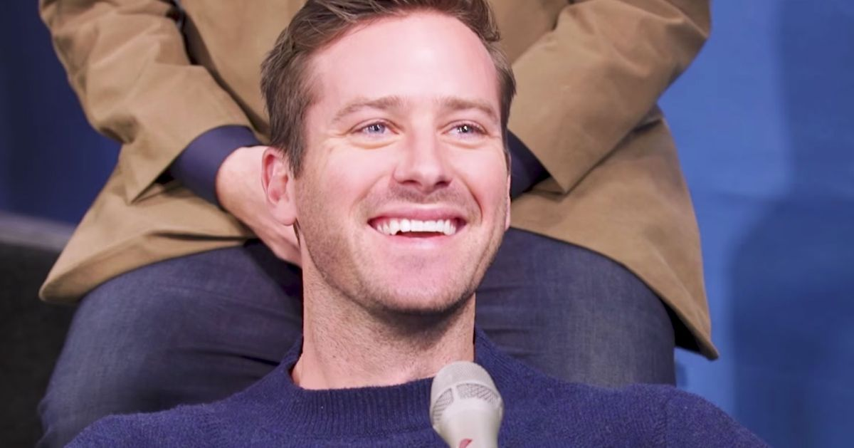 They Edited Armie Hammers Balls Out of Call Me by Your Name