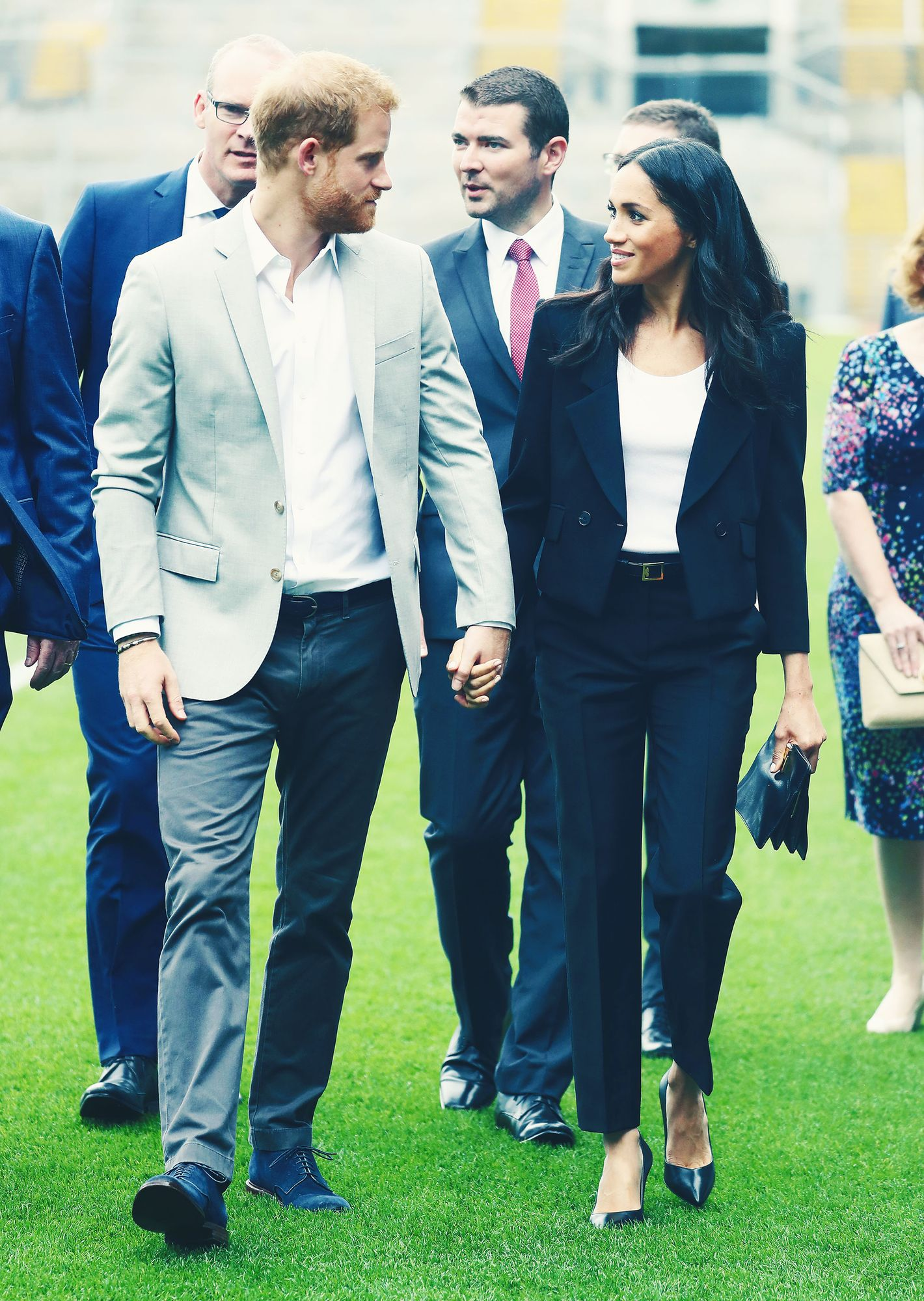 3d93b68d475 All of Meghan Markle s Outfits in Ireland