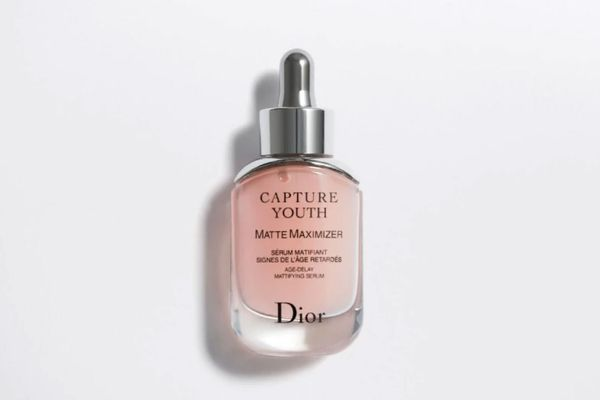 Dior Capture Youth Matte Maximizer Age-Delay Mattifying Serum