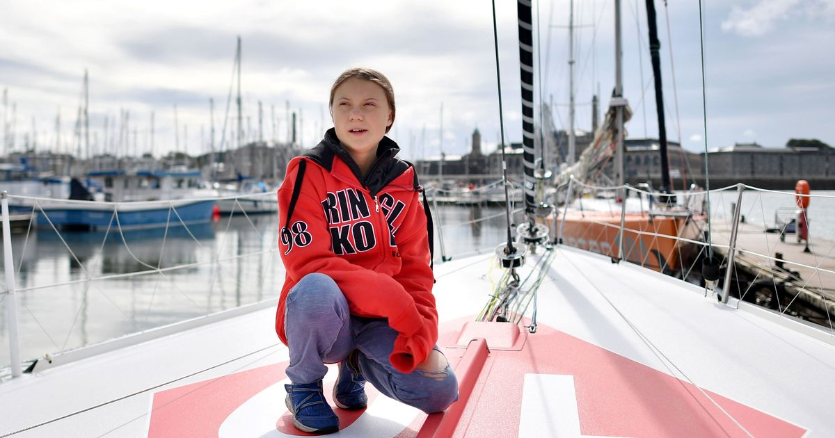 Thousands Join Sailing Clubs to Be More Like Greta Thunberg