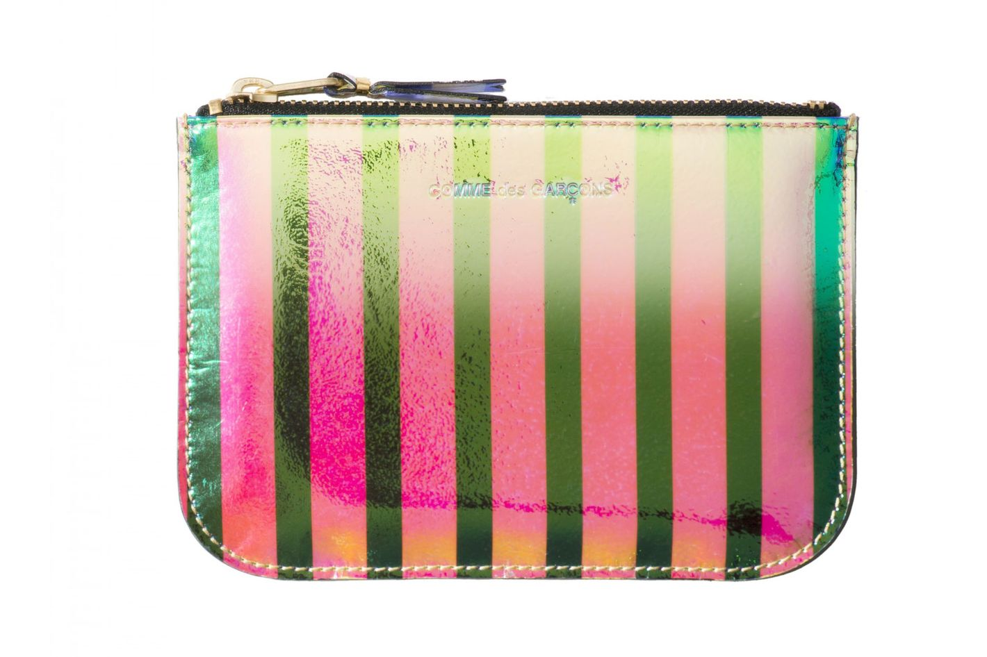 Comme des Garcons Crazy Stripe Wallet
