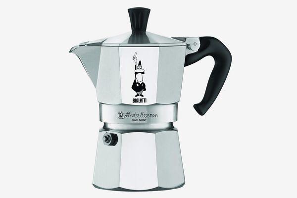 Bialetti Moka Pot, 3-Cup