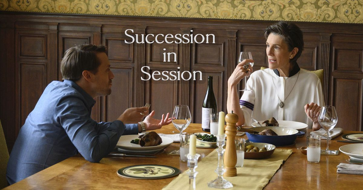 Does Everyone on Succession Have Mommy Issues Too?