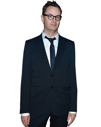 Writer Nicolas Winding Refn at the Gucci Premiere Fragrance Launch at Hotel Cipriani on September 1, 2012 in Venice, Italy.
