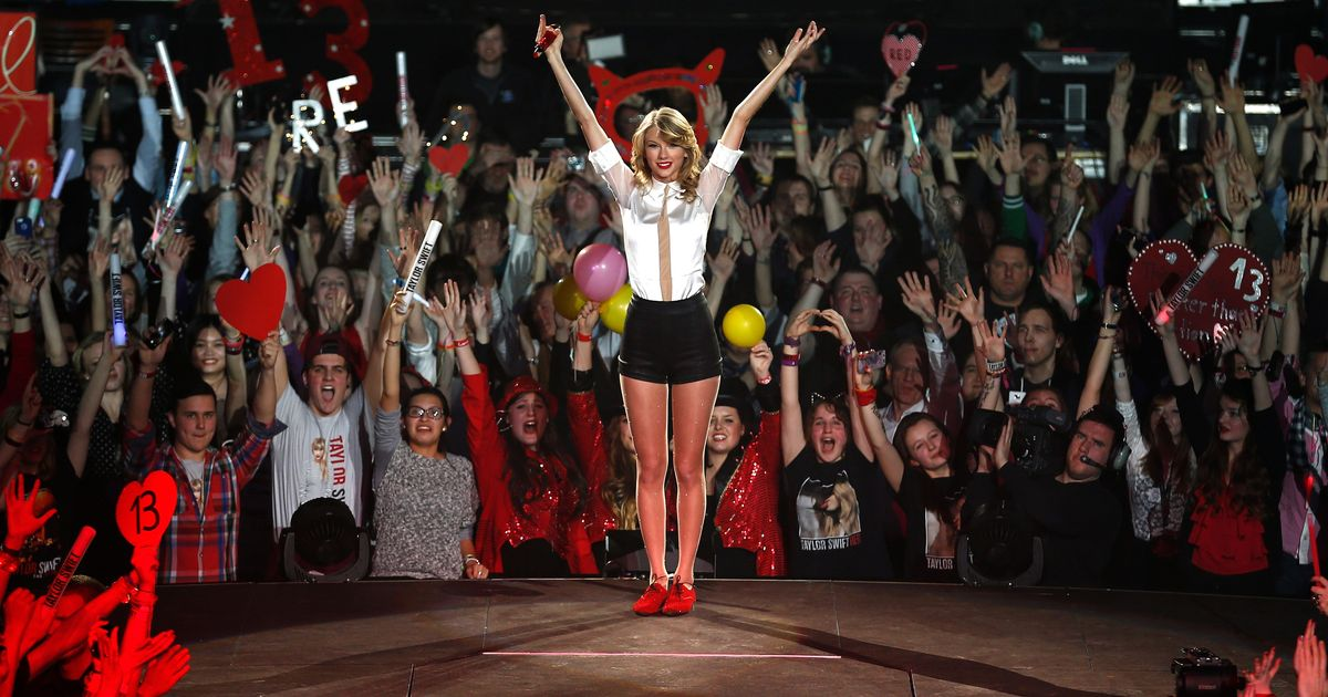 Taylor Swift's Red and the Art of Never Seeing It Coming