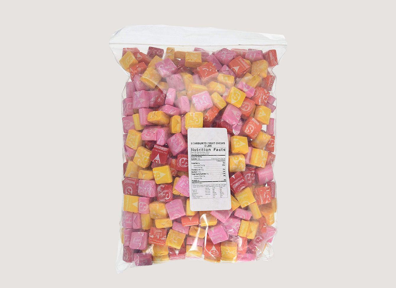 Starburst Bulk Candy, 5 Pounds