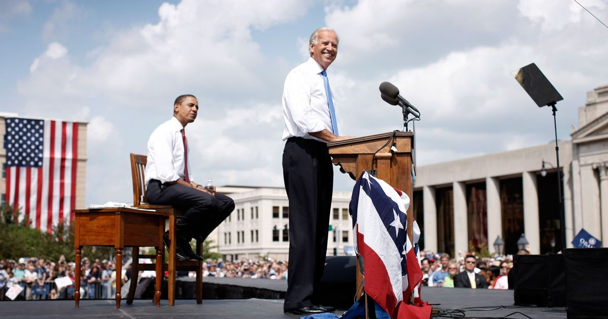 Why Did Obama Pick Biden As His Veep in the First Place?