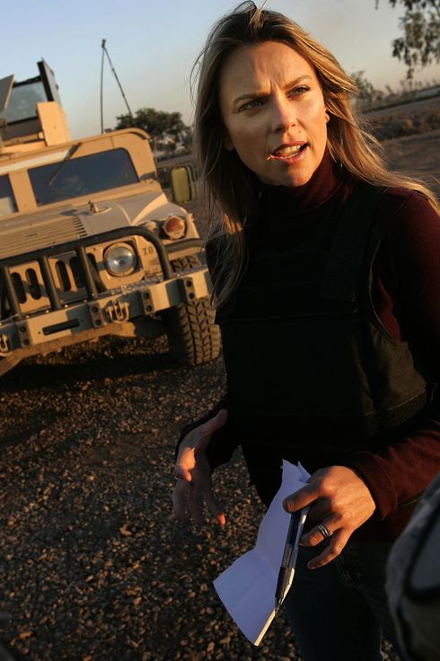Lara Logan On Tahrir Square Attack They Raped Me With