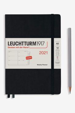 Leuchtturm1917 Weekly Planner + Notebook Medium (A5)