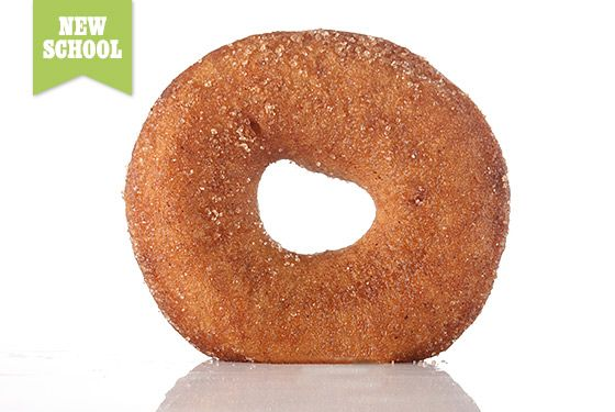 Apple Cider Doughnut Ice Cream Recipe — Dishmaps