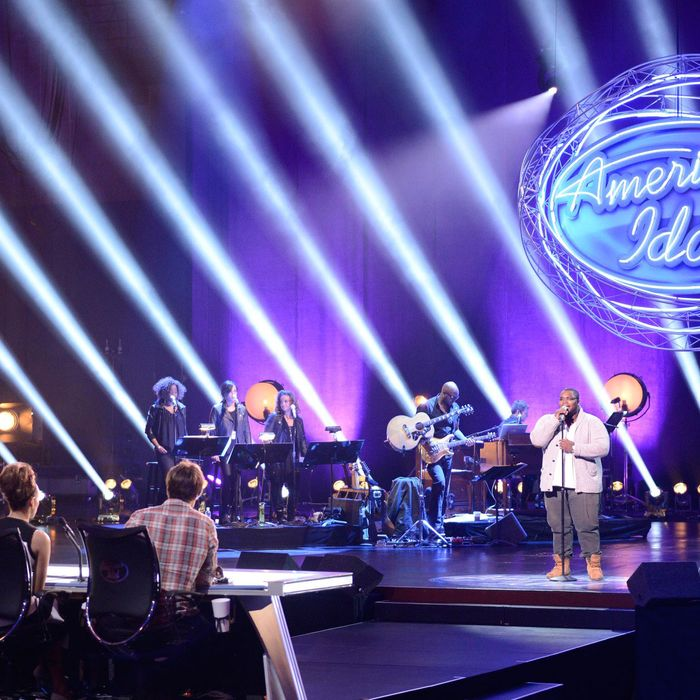 """AMERICAN IDOL XIII: Hollywood: Contestants compete in the all-new """"Hollywood"""" episode of AMERICAN IDOL XIII airing Wednesday, Feb. 12 (8:00-10:00 PM ET/PT) on FOX."""