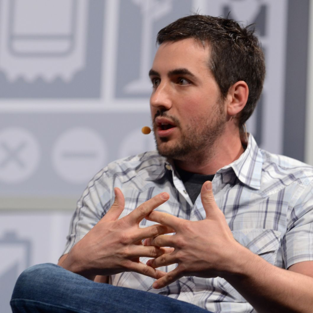 Kevin Rose, Venture Partner Google Ventures speaks onstage at The New Serendipity? during the 2013 SXSW Music, Film + Interactive Festival at Austin Convention Center on March 10, 2013 in Austin, Texas.