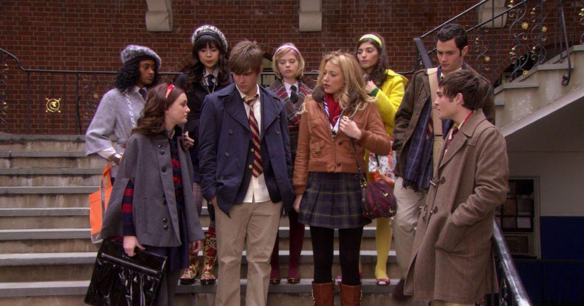 gossip girl recap  season 1 episode 12  school lies