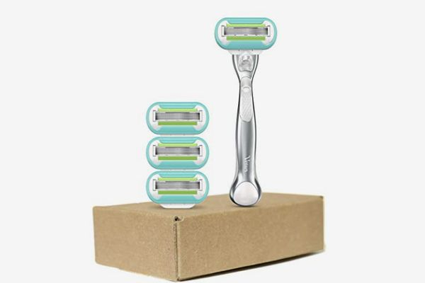 Gillette Venus Platinum Extra Smooth Metal Handle Women's Razor