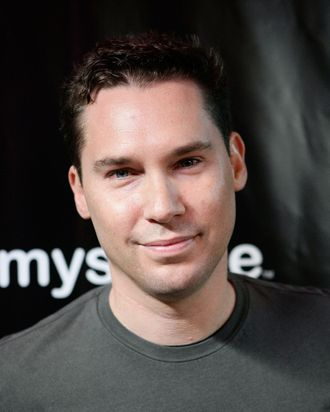 SAN DIEGO - JULY 23: Director Bryan Singer arrives at the TRON MySpace Party At Comic-Con 2010 San Diego on July 23, 2010 in San Diego, California. (Photo by Jerod Harris/Getty Images for MySpace) *** Local Caption *** Bryan Singer
