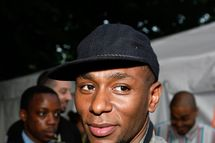 Mos Def at the 2011 Fort Greene Festival at Fort Greene Park Brooklyn on June 25, 2011.