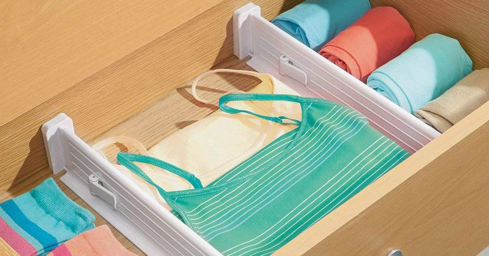The Best Underwear Organizers, According to Amazon Reviews