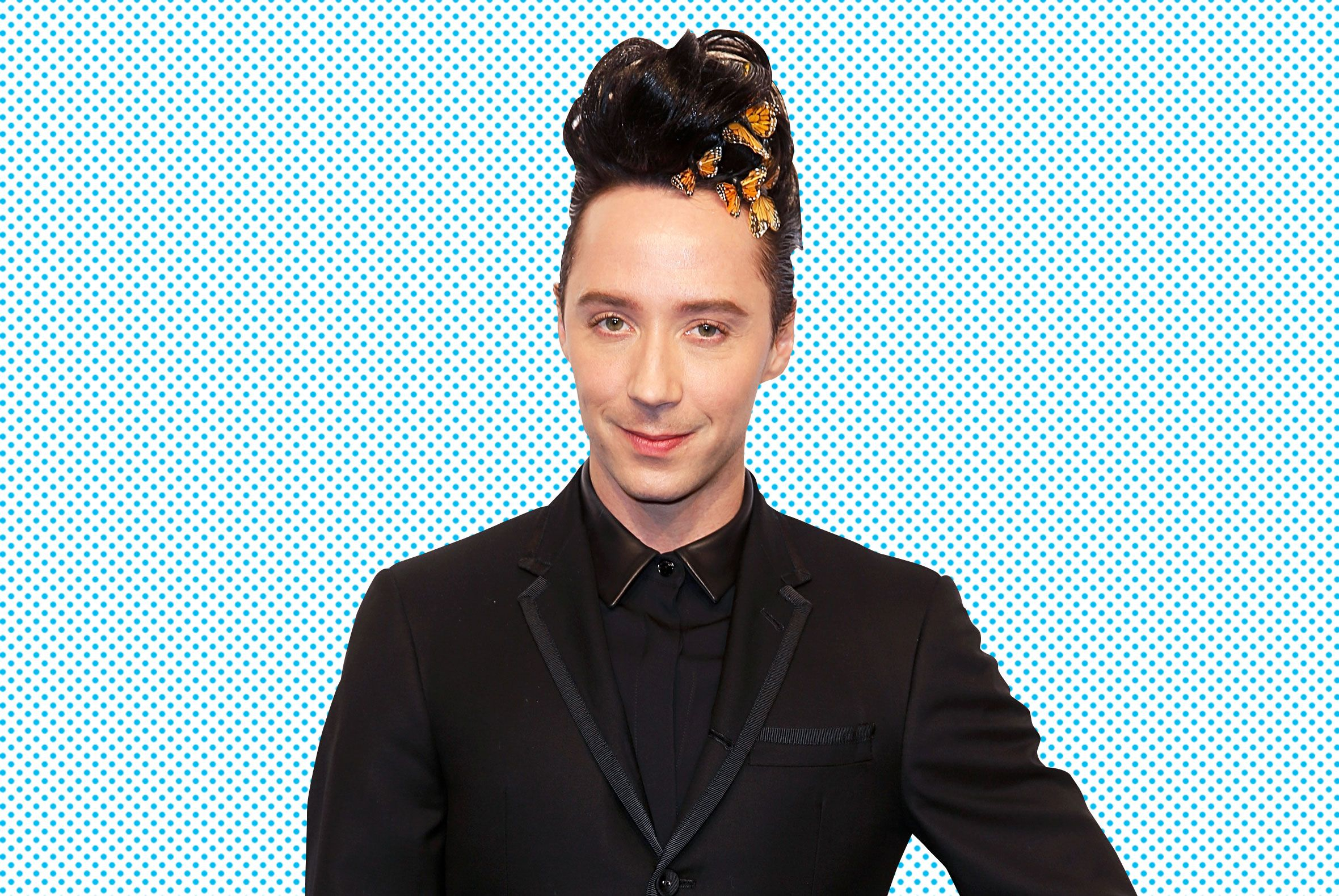 Spinning Out's Johnny Weir 'Completely Embarrassed' Himself the First Day of Shooting