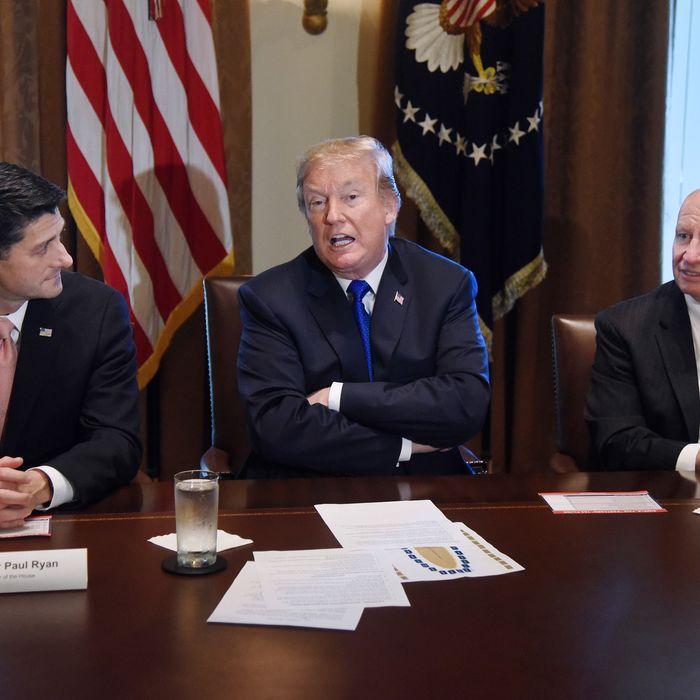 How The Trump Tax Cuts Solved Democrats' Campaign Problem