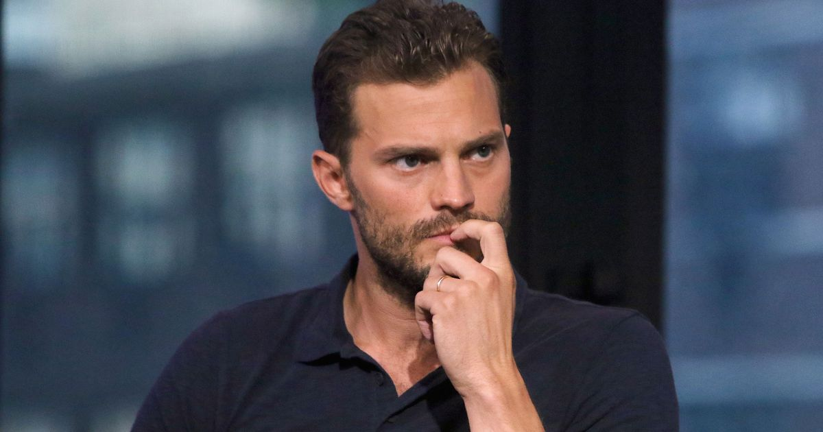 Jamie Dornan Also Thinks Its Unfair You Dont Get To See His Penis In Fifty Shades-1298