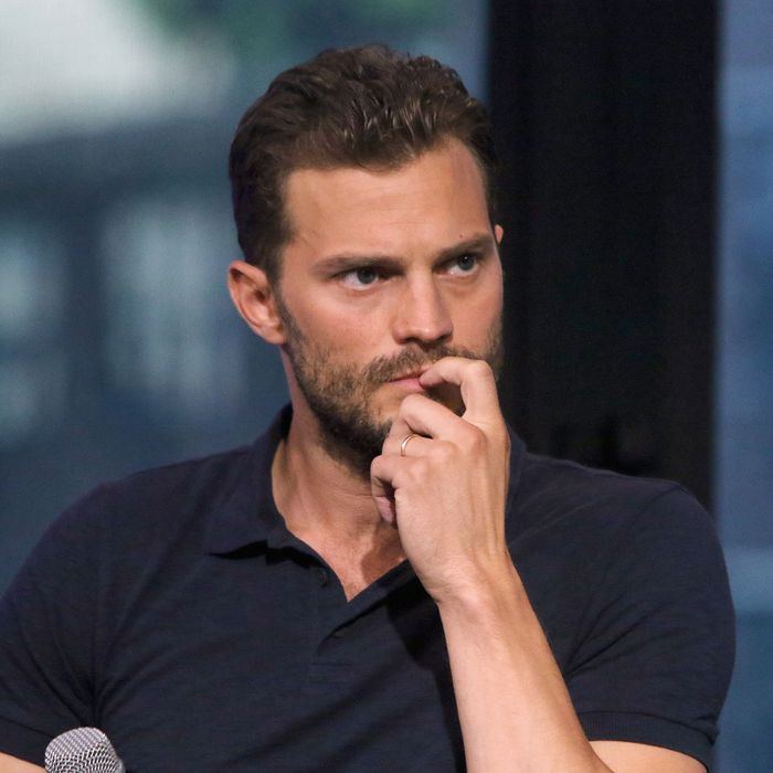 Jamie Dornan Also Thinks It's Unfair You Don't Get to See ...